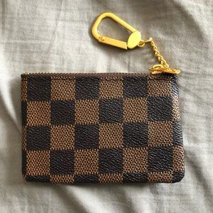LV coin/ key pouch. Brand new.